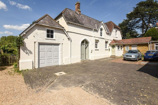 Thumbnail Semi-detached house for sale in Burton Hill, Burton Park Road, Petworth