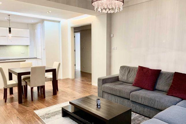 Thumbnail Flat to rent in Hallam Street, London