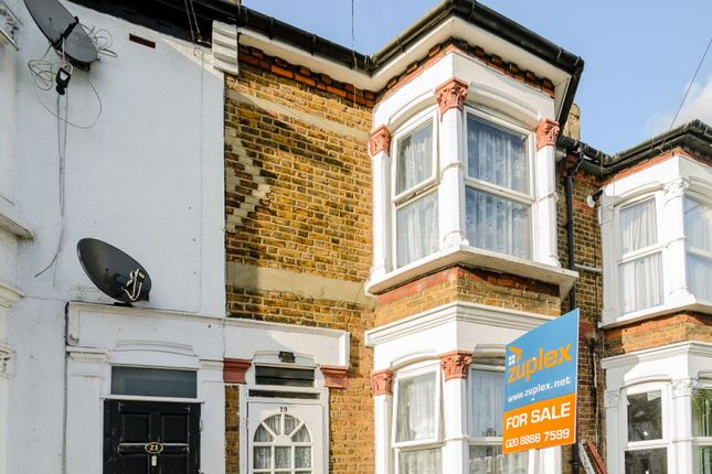Thumbnail Terraced house for sale in Bury Street, London, London