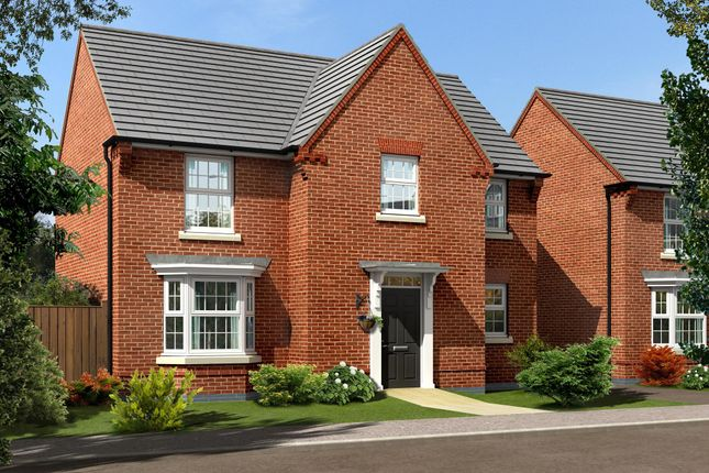 """Thumbnail Detached house for sale in """"Mitchell"""" at Whetstone Street, Redditch"""