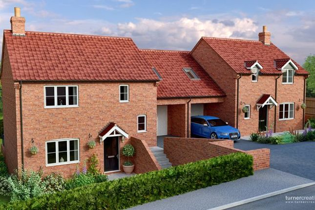 4 bed detached house for sale in The Street, Aldeby, Beccles NR34