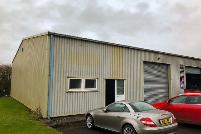 Thumbnail Light industrial to let in Honeyborough Industrial Estate, Neyland, Milford Haven