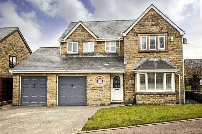 4 bed detached house for sale in Alden Close, Helmshore, Rossendale
