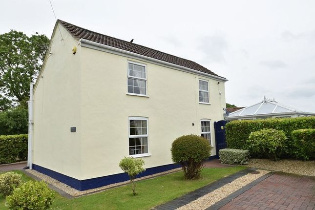 Thumbnail Detached house for sale in Main Road, Withern, Alford