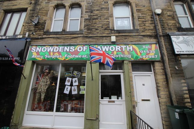 Thumbnail Terraced house for sale in Mill Hey, Haworth, Keighley
