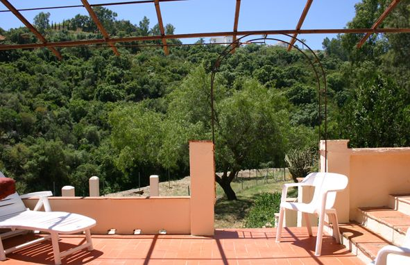 Terrace-View of Spain, Málaga, Benahavís
