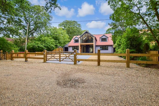 Thumbnail Detached house for sale in Radfall Ride, Whitstable, Kent