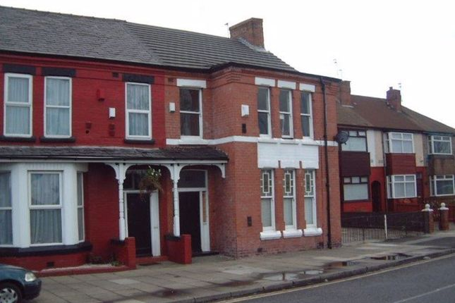 Thumbnail Flat to rent in Crosby Road South, Seaforth, Liverpool