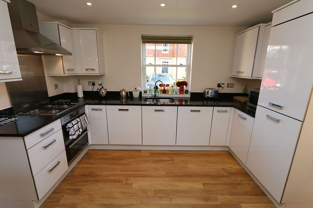 Thumbnail Flat for sale in The Old Meadow, Abbey Foregate, Shrewsbury, Shropshire