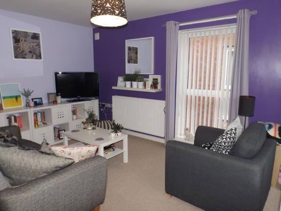 Lounge of Liberty Place, St Helens, Merseyside, Uk WA10
