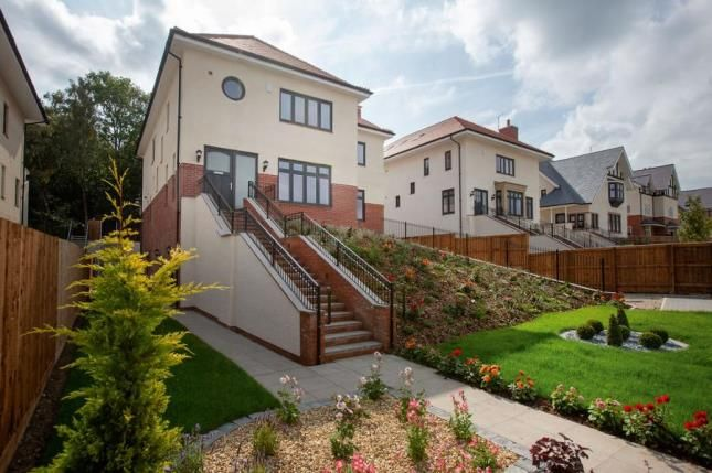 Thumbnail Detached house for sale in Sussex Court, Harrogate, North Yorkshire
