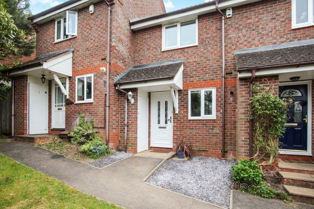 Thumbnail Terraced house for sale in Mossman Drive, Caddington, Luton