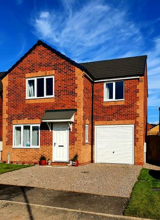 Thumbnail Detached house for sale in Findon Way, Skelmersdale