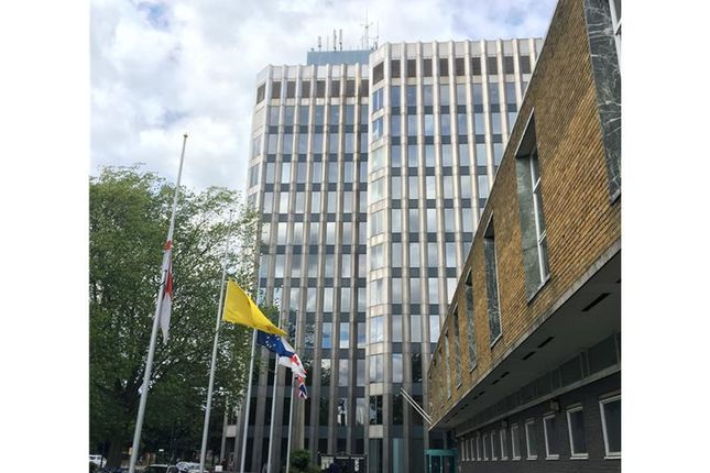 Thumbnail Office to let in Civic Centre, Silver Street, Enfield, London