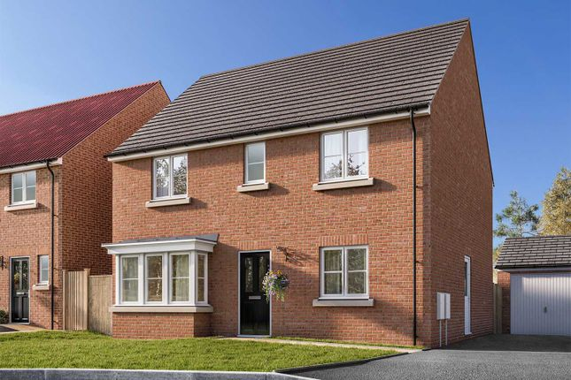 """Thumbnail Detached house for sale in """"The Pembroke"""" at Showground Road, Malton"""