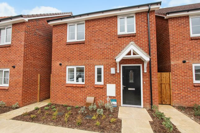 Thumbnail Detached house for sale in Robinson Avenue, Houghton Conquest, Bedford
