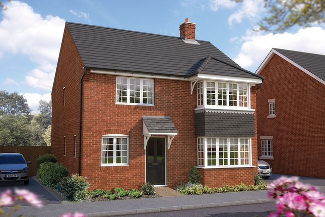 """Thumbnail Detached house for sale in """"The Canterbury"""" at Dudley Road, Honeybourne, Evesham"""