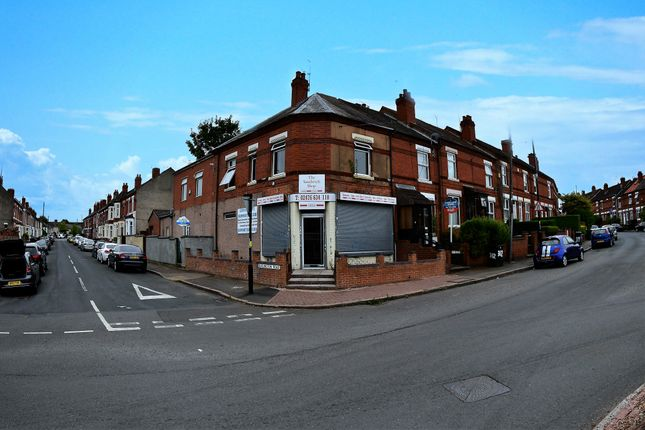 Thumbnail Terraced house to rent in Burlington Road, Stoke, Coventry
