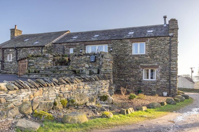 Thumbnail Barn conversion for sale in 1 High Knott Cottages, Ings, Kendal