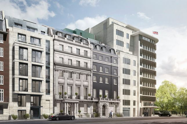 Thumbnail Flat for sale in Mayfair Park Residences, London