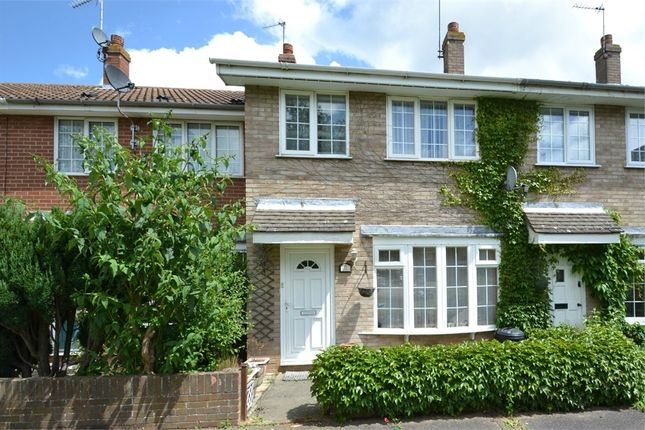 Terraced house for sale in Marsden Court, Twining Road, Colchester, Essex