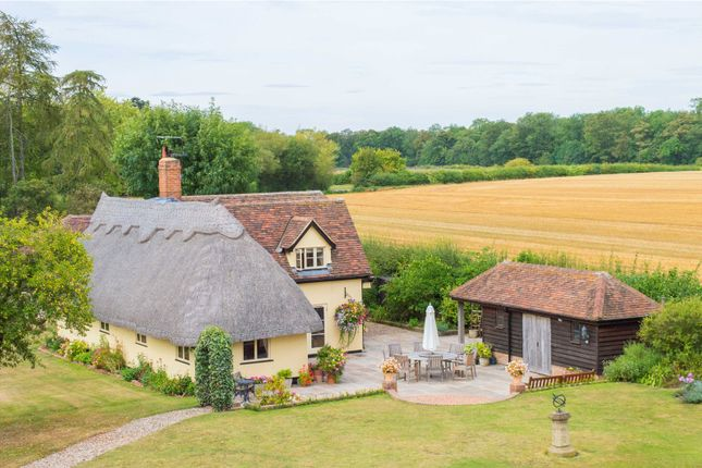 Thumbnail Detached house for sale in Upwick, Albury, Hertfordshire