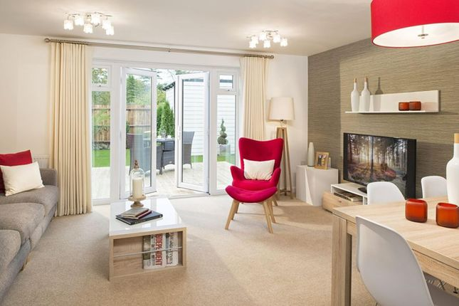 """Thumbnail Semi-detached house for sale in """"Strathmore"""" at St. Brides Road, Wick, Cowbridge"""