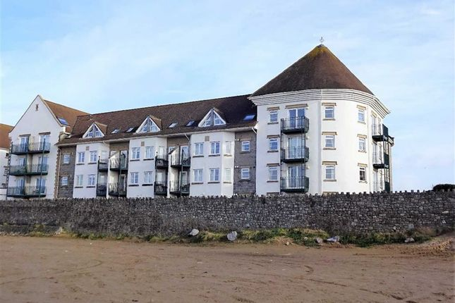 Thumbnail 2 bedroom flat for sale in Royal Sands, Weston-Super-Mare
