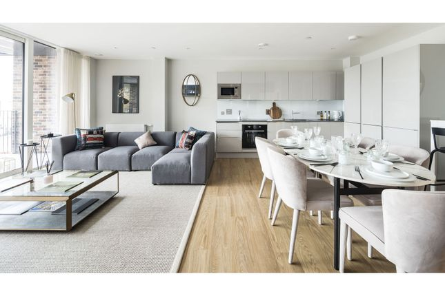 3 bed flat for sale in Wimbledon Grounds Plough Lane, London SW17