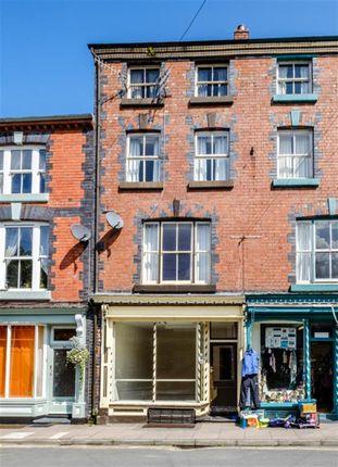 Thumbnail Terraced house for sale in 25 Short Bridge Street, Llanidloes