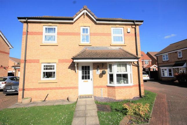 Thumbnail Detached house for sale in 7 Evans Court, Armthorpe, Doncaster