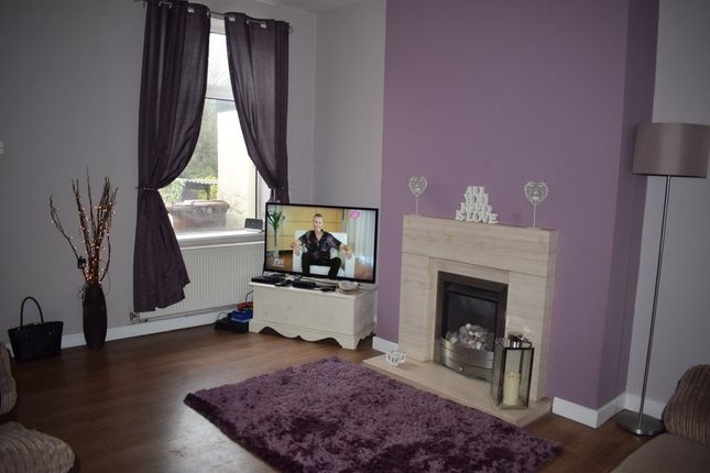 Thumbnail Terraced house to rent in Longfield Terrace, Cliviger, Lancashire