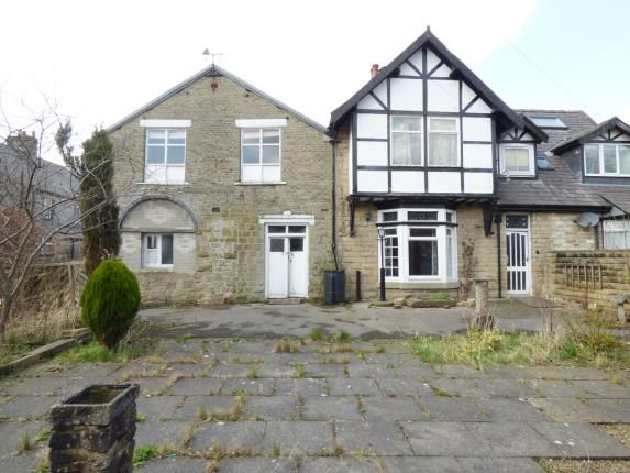 Thumbnail Semi-detached house for sale in Lightwood Avenue, Buxton