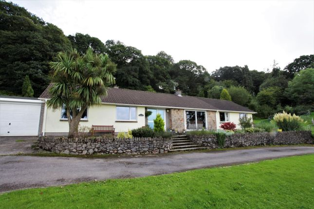 Thumbnail 4 bed detached bungalow to rent in Wildwoods Lane, Marldon, Paignton