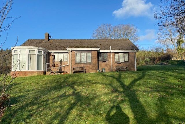 3 bed bungalow for sale in Gilfachrheda, New Quay SA45
