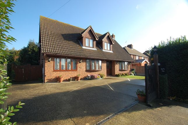 Thumbnail Detached house for sale in Ada Cottages, Cansey Lane, Bradfield, Manningtree