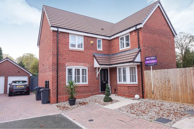 Thumbnail Detached house for sale in Paget Close, Birmingham