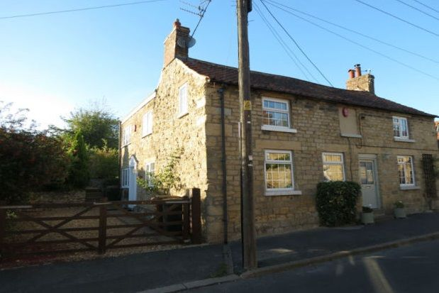 Thumbnail Semi-detached house to rent in Main Street, Ebberston, Scarborough