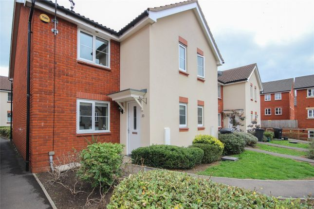 Thumbnail End terrace house for sale in Mallard Close, St George, Bristol