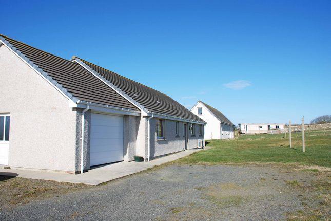 Detached bungalow for sale in Tayburn, St Margaret's Hope