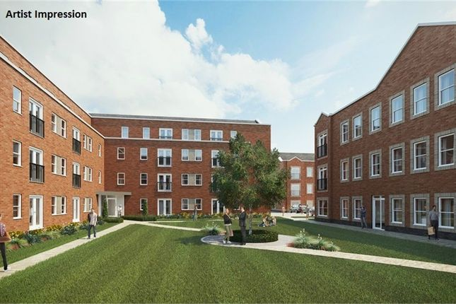 Thumbnail Flat for sale in Sandy House, Webb Ellis Place, Rugby