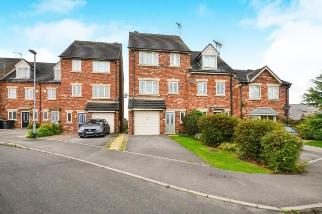 Thumbnail Terraced house for sale in Mill Pond Close, Kirkby-In-Ashfield, Nottingham