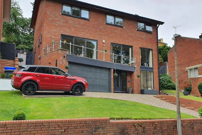 Thumbnail Detached house for sale in Snuff Mill Walk, Bewdley