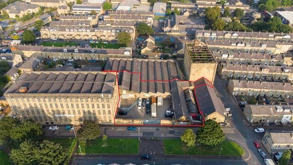 Thumbnail Commercial property for sale in Miall Street Mill, Miall Street, Halifax