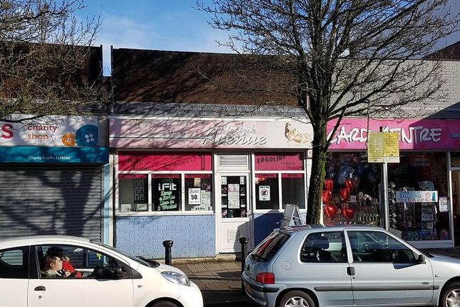 Thumbnail Retail premises for sale in Woodfield Street, Morriston, Swansea, City & County Of Swansea.