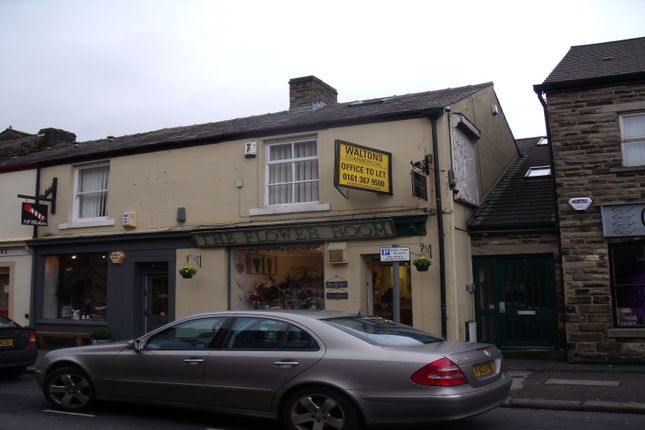 Thumbnail Office to let in George Street, Glossop