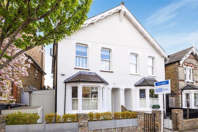 Thumbnail Semi-detached house for sale in Glenville Road, Kingston Upon Thames
