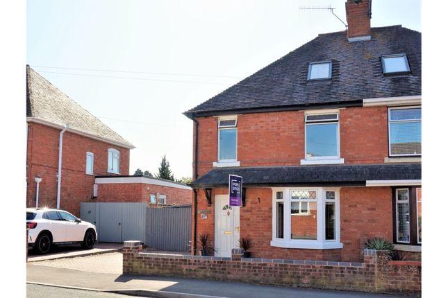 Semi-detached house for sale in Badsey Lane, Evesham