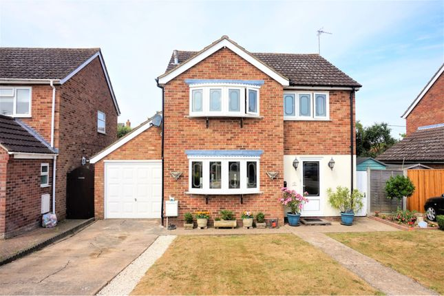Thumbnail Detached house for sale in Old Forge Road, Colchester
