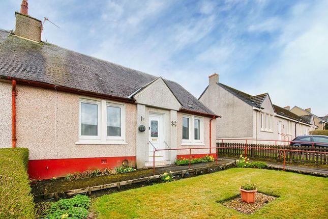 Thumbnail Bungalow for sale in Breslin Terrace, Harthill